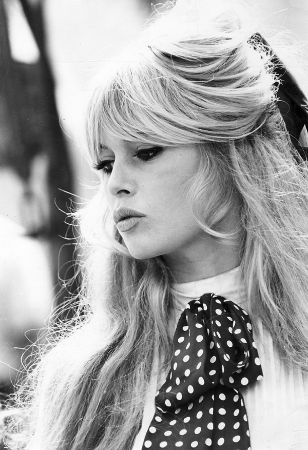 brigitte bardot | She Wore Ribbon