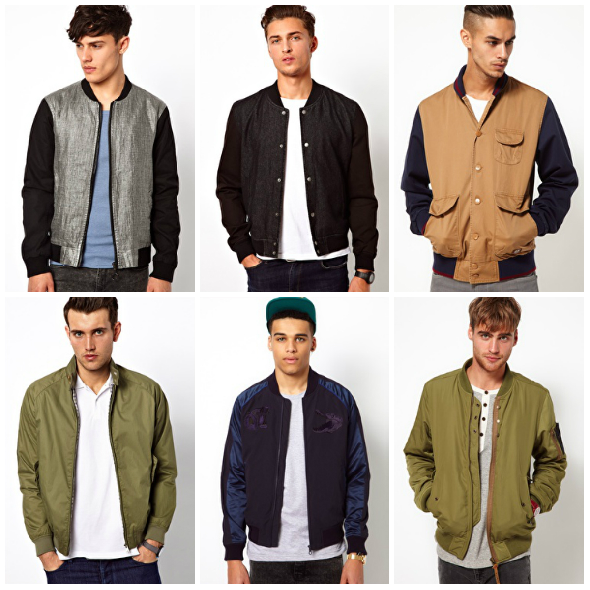 Mens Summer Bomber Jackets pbSDpX