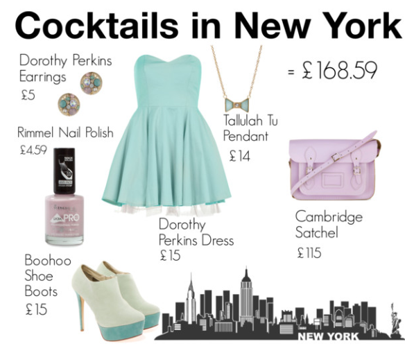 cocktails in new york