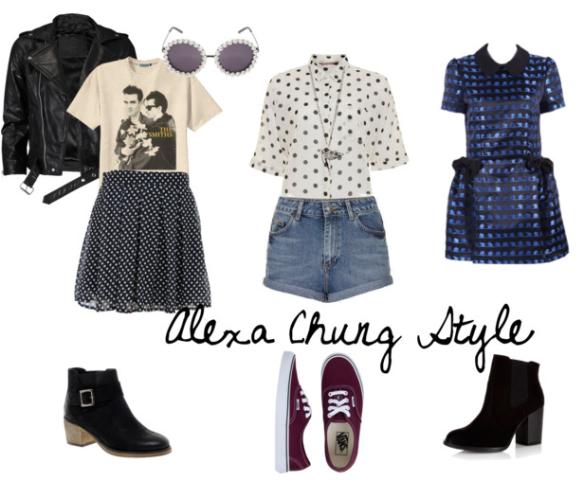 alexa chung style