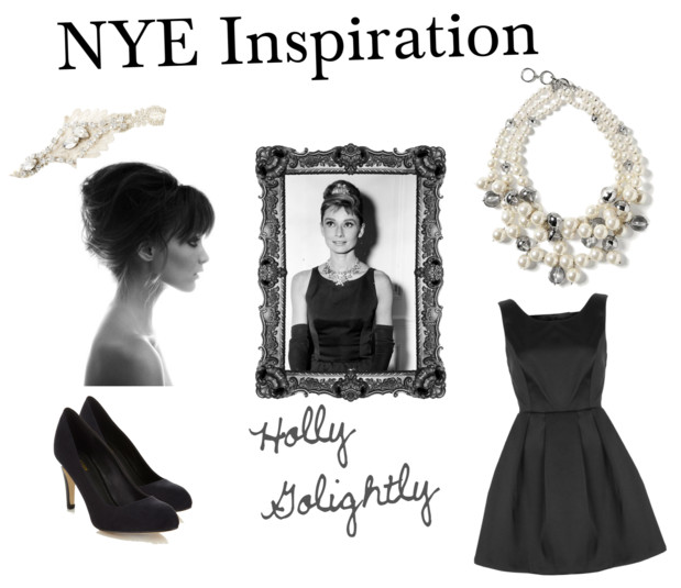 New Years Eve Inspiration Holly Golightly She Wore Ribbon